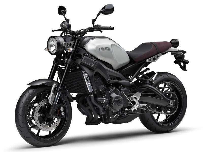 Yamaha XSR900 ABS