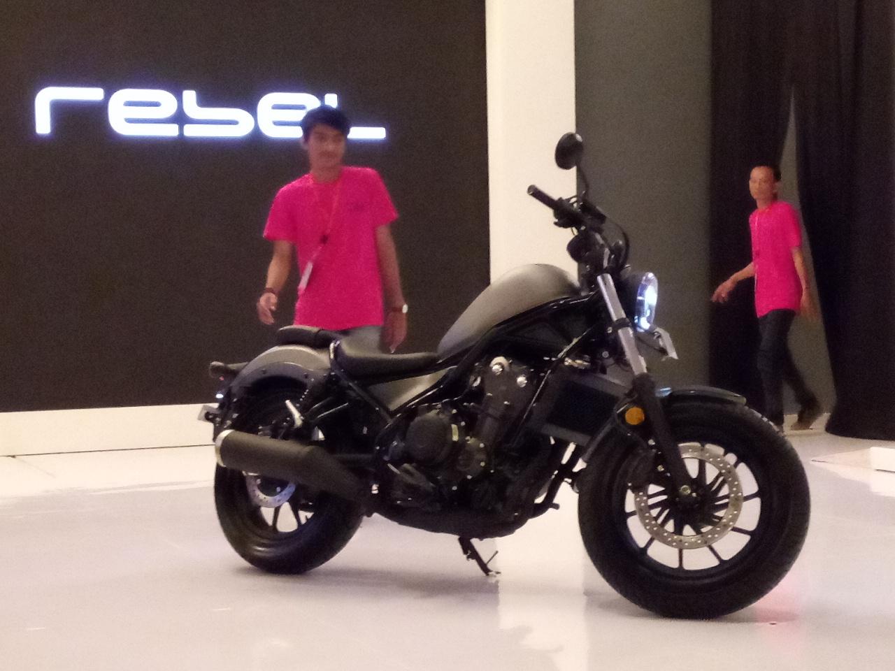 Honda Rebel500 2020