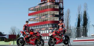 Tim Ducati WorldSBK 2020