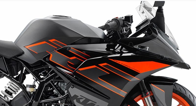 KTM RC200 2020