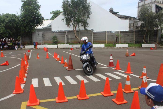 Kompetisi Safety Riding SMK 2020