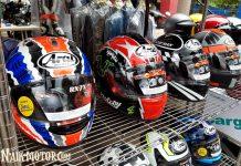 memilih helm berkualitas