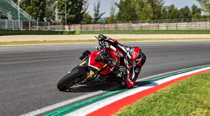 Motor Ducati Streetfighter