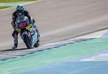 Tes Moto2 2020 Jerez hari pertama