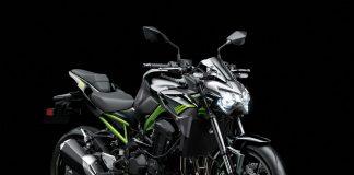 Motor Kawasaki Z900 2020