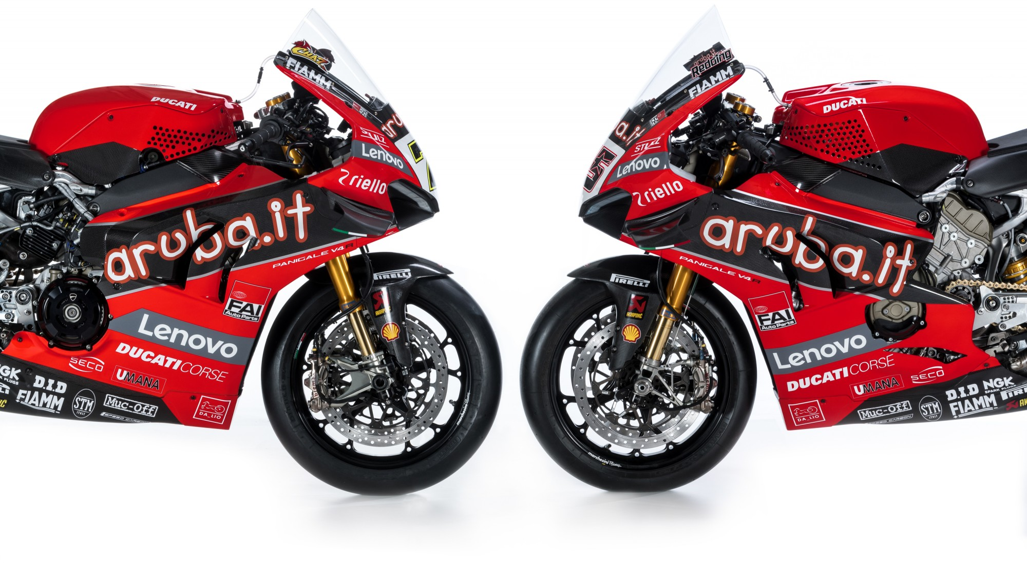 Tim Ducati WorldSBK 2020