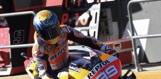 Lorenzo Hampir ke Petronas