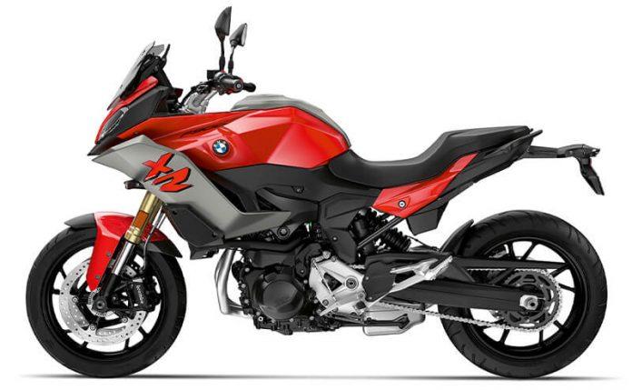 BMW Motorrad F900XR 2020