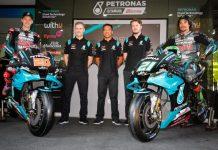 Petronas Yamaha SRT 2020
