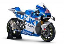 Suzuki Livery Baru MotoGP Rins Mir