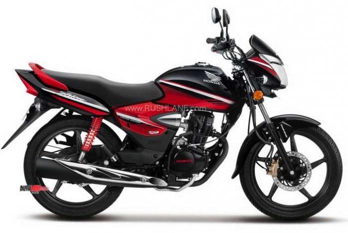 Honda Shine BS6