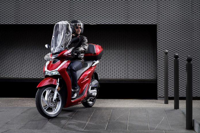 Skuter Honda Berbeda Mesin