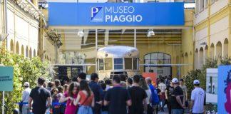 akibat Corona Museum Piaggio ditutup