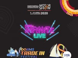 IIMS 2020 JAKARTA INFINITE