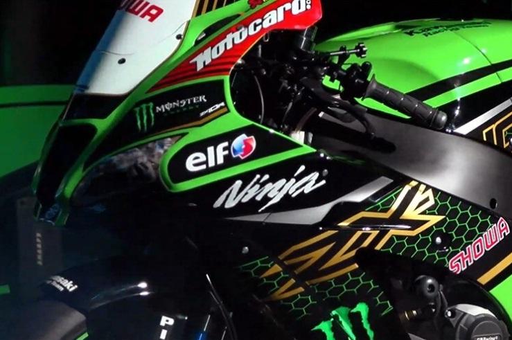 Kawasaki WorldSBK 2020