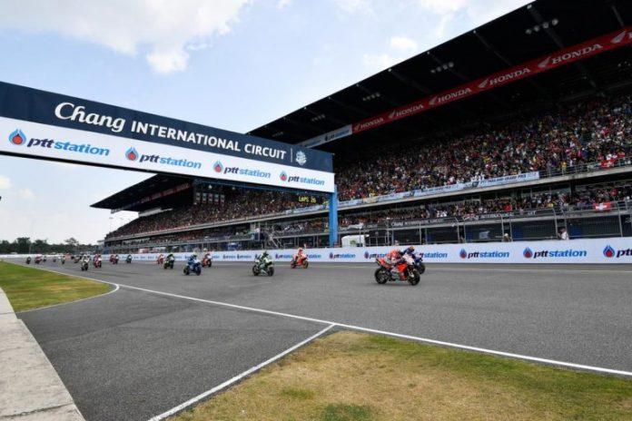 MotoGP 2020 Thailand Tetap