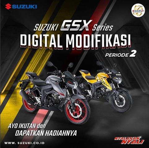 digital modifikasi suzuki gsx