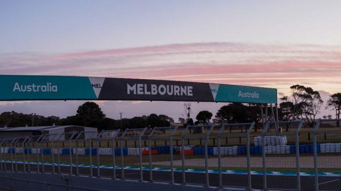 Tes Pramusim WorldSBK 2020 Australia