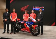 Tim Honda WorldSBK 2020