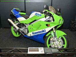 pameran Kawasaki 4 silinder