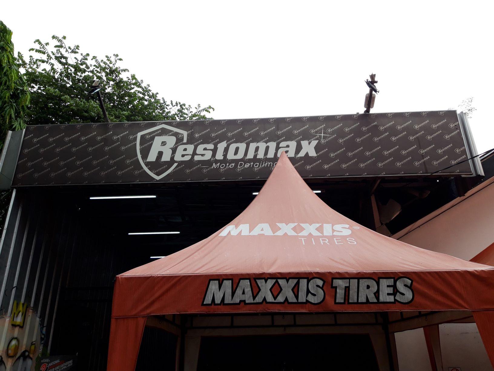 restomax salon motor