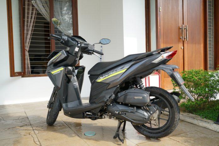 Lama Menyimpan Sepeda Motor