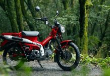 harga Honda CT125 Hunter Cub