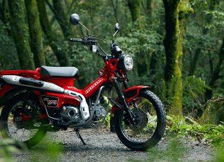 harga Honda CT125 Hunter Cub