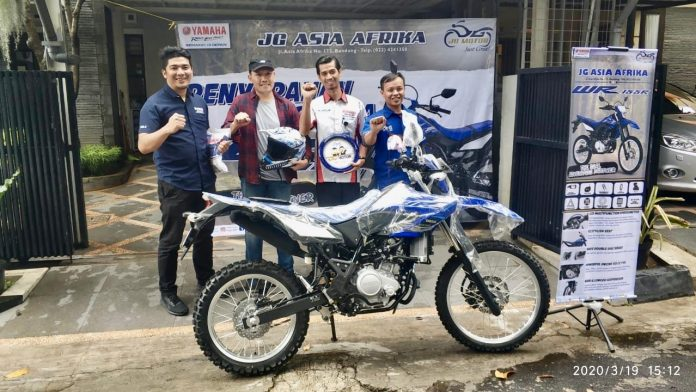booking yamaha