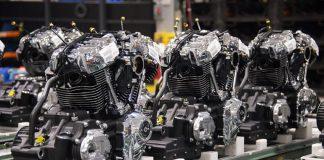 Produksi Harley-Davidson Berhenti