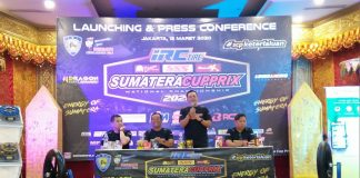 Sumatera Cup Prix 2020 Diundur