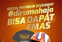 Giveaway Diton