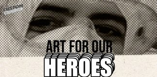 Art For Our Heroes