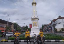 Yamaha Lawas Jakarta di Jogja