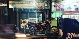 RX King 150 Juta