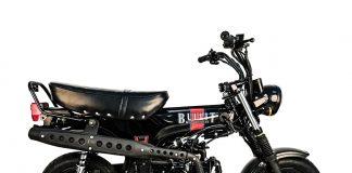 bullit motor bebek