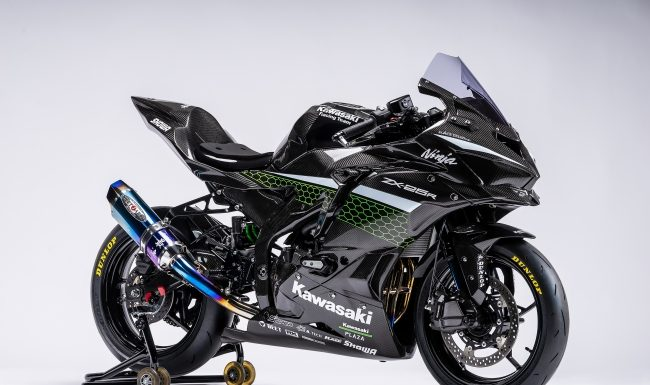 modifikasi ninja ZX-25R