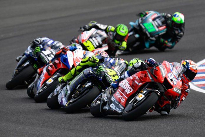 MotoGP 2020 Argentina Tetap