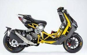Italjet Dragster 200