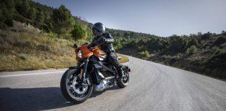 Rekor Harley-Davidson Livewire 24jam