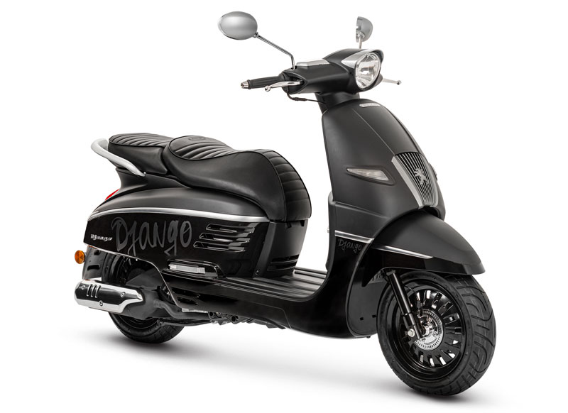 Peugeot Django 2020