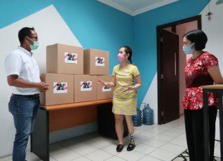 AHM Donasi Kaum Disabilitas