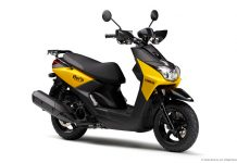 Crossover Yamaha BW S125