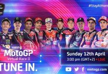 MotoGP Virtual Race ke-2