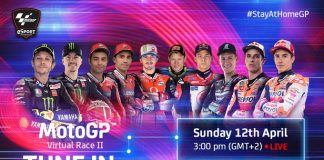 MotoGP Virtual Race ke-2