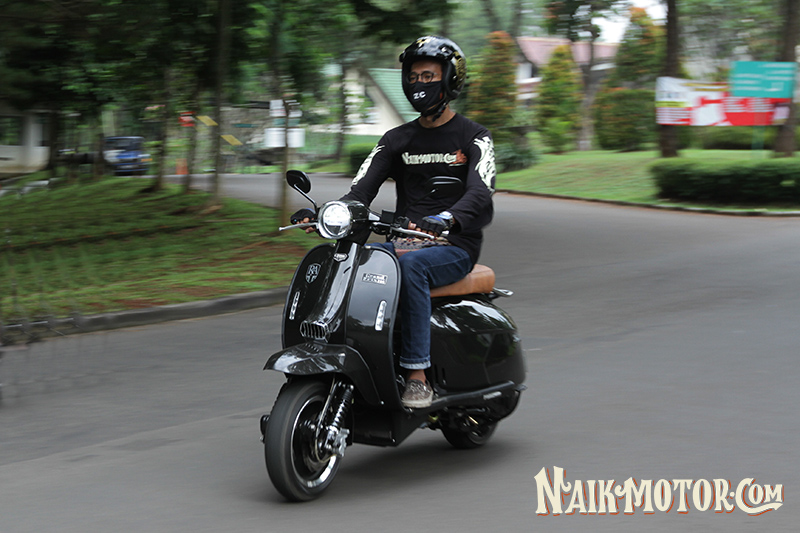 first ride Royal Alloy GP200S