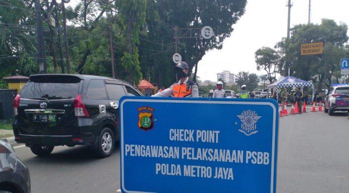 Mendukung Kebijakan PSBB