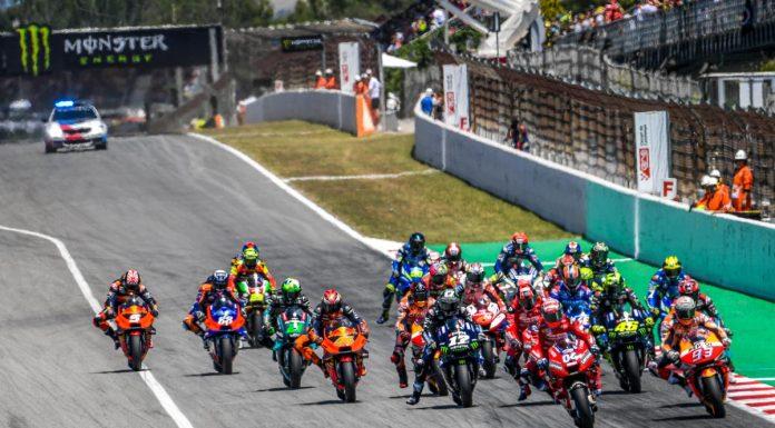 Tambahan Tes MotoGP 2020