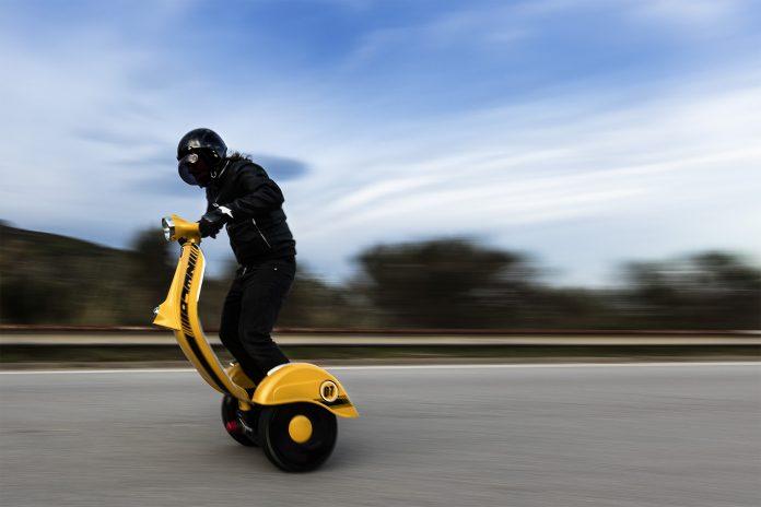 Segway Vespa Z-Scooter