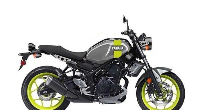 Yamaha XSR300